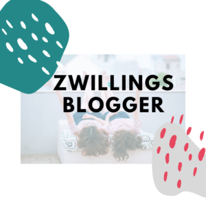 Button Zwillingsblogger