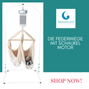 Federwiege Swing to sleep