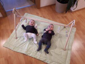 es-sind-zwei.de DAS Zwillingsportal Spielbogen für Zwillinge